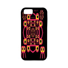 Alphabet Shirt Apple Iphone 5 Classic Hardshell Case (pc+silicone) by MRTACPANS