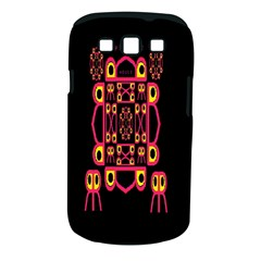 Alphabet Shirt Samsung Galaxy S III Classic Hardshell Case (PC+Silicone)