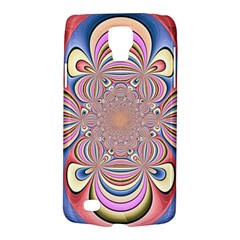 Pastel Shades Ornamental Flower Galaxy S4 Active by designworld65