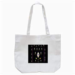 Clothing (25)gee8dvdynk,k;; Tote Bag (white) by MRTACPANS