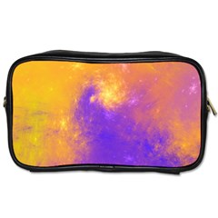 Colorful Universe Toiletries Bags 2 Side by designworld65