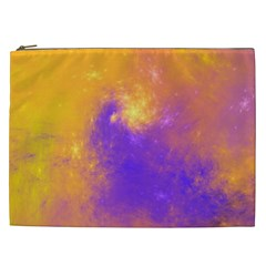 Colorful Universe Cosmetic Bag (xxl)  by designworld65