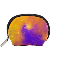 Colorful Universe Accessory Pouches (small)  by designworld65
