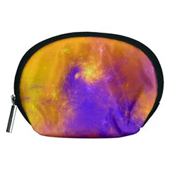 Colorful Universe Accessory Pouches (medium)  by designworld65