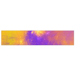 Colorful Universe Flano Scarf (small) by designworld65