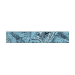 Frost Dragon Flano Scarf (mini) by LetsDanceHaveFun
