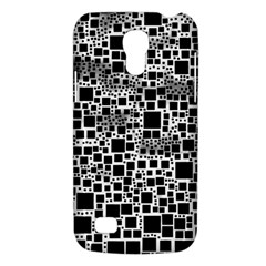 Block On Block, B&w Galaxy S4 Mini by MoreColorsinLife