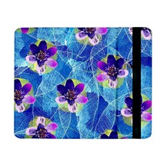 Purple Flowers Samsung Galaxy Tab Pro 8 4  Flip Case