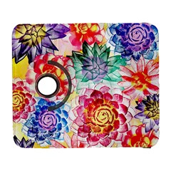 Colorful Succulents Samsung Galaxy S  III Flip 360 Case