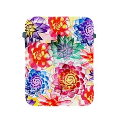 Colorful Succulents Apple iPad 2/3/4 Protective Soft Cases