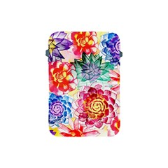 Colorful Succulents Apple iPad Mini Protective Soft Cases