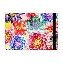 Colorful Succulents iPad Mini 2 Flip Cases
