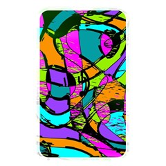 Abstract Sketch Art Squiggly Loops Multicolored Memory Card Reader by EDDArt
