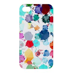 Colorful Diamonds Dream Apple iPhone 4/4S Premium Hardshell Case