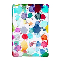 Colorful Diamonds Dream Apple iPad Mini Hardshell Case (Compatible with Smart Cover)