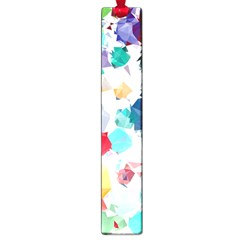 Colorful Diamonds Dream Large Book Marks