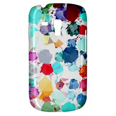 Colorful Diamonds Dream Samsung Galaxy S3 MINI I8190 Hardshell Case