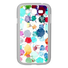 Colorful Diamonds Dream Samsung Galaxy Grand DUOS I9082 Case (White)