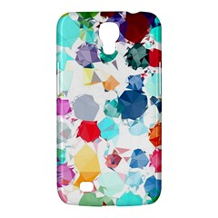 Colorful Diamonds Dream Samsung Galaxy Mega 6.3  I9200 Hardshell Case