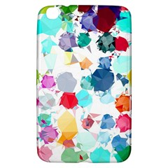Colorful Diamonds Dream Samsung Galaxy Tab 3 (8 ) T3100 Hardshell Case