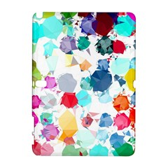 Colorful Diamonds Dream Samsung Galaxy Note 10.1 (P600) Hardshell Case
