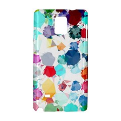 Colorful Diamonds Dream Samsung Galaxy Note 4 Hardshell Case