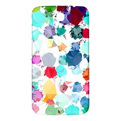 Colorful Diamonds Dream Samsung Galaxy Mega I9200 Hardshell Back Case