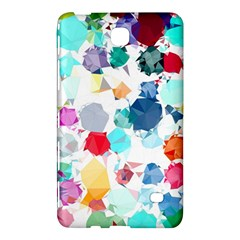 Colorful Diamonds Dream Samsung Galaxy Tab 4 (8 ) Hardshell Case