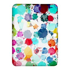 Colorful Diamonds Dream Samsung Galaxy Tab 4 (10.1 ) Hardshell Case