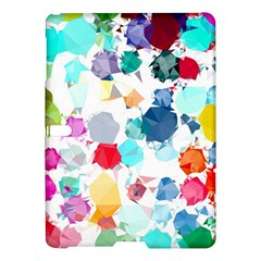 Colorful Diamonds Dream Samsung Galaxy Tab S (10.5 ) Hardshell Case