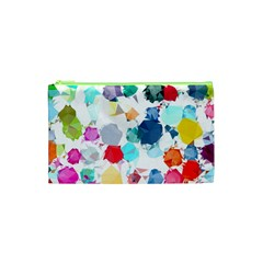 Colorful Diamonds Dream Cosmetic Bag (XS)