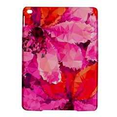Geometric Magenta Garden Ipad Air 2 Hardshell Cases by DanaeStudio