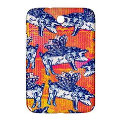Little Flying Pigs Samsung Galaxy Note 8 0 N5100 Hardshell Case  by DanaeStudio
