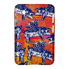 Little Flying Pigs Samsung Galaxy Tab 2 (7 ) P3100 Hardshell Case