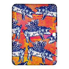 Little Flying Pigs Samsung Galaxy Tab 4 (10.1 ) Hardshell Case