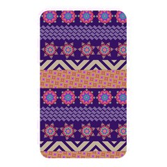 Colorful Winter Pattern Memory Card Reader by DanaeStudio