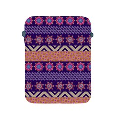 Colorful Winter Pattern Apple iPad 2/3/4 Protective Soft Cases