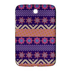 Colorful Winter Pattern Samsung Galaxy Note 8.0 N5100 Hardshell Case