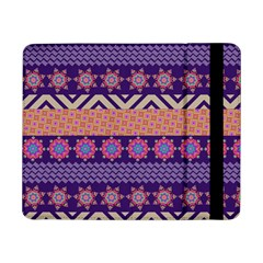 Colorful Winter Pattern Samsung Galaxy Tab Pro 8.4  Flip Case