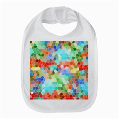 Colorful Mosaic  Bib by designworld65