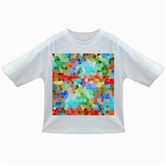 Colorful Mosaic  Infant/toddler T Shirts by designworld65