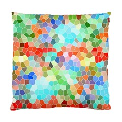 Colorful Mosaic  Standard Cushion Case (Two Sides)