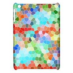 Colorful Mosaic  Apple Ipad Mini Hardshell Case by designworld65