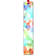 Colorful Mosaic  Large Book Marks