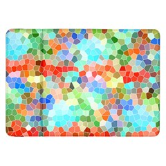 Colorful Mosaic  Samsung Galaxy Tab 8 9  P7300 Flip Case by designworld65