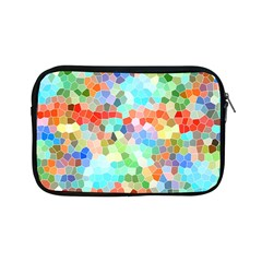Colorful Mosaic  Apple Ipad Mini Zipper Cases by designworld65