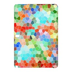 Colorful Mosaic  Samsung Galaxy Tab Pro 12 2 Hardshell Case by designworld65