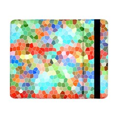 Colorful Mosaic  Samsung Galaxy Tab Pro 8 4  Flip Case by designworld65