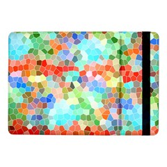 Colorful Mosaic  Samsung Galaxy Tab Pro 10 1  Flip Case by designworld65
