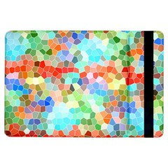 Colorful Mosaic  Ipad Air Flip by designworld65